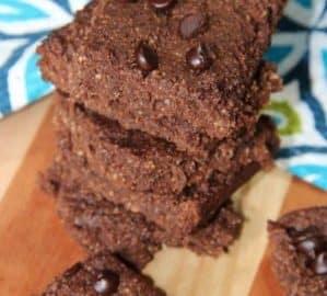 3 Ingredient Keto Brownies