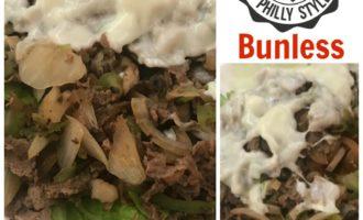 Super Easy Keto Philly Cheesesteak Recipe