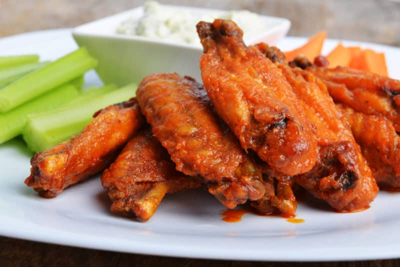 Keto Buffalo Wings Recipe