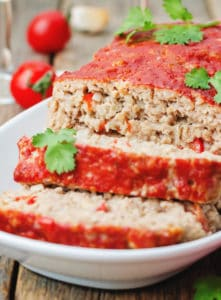 Keto Meatloaf Recipe