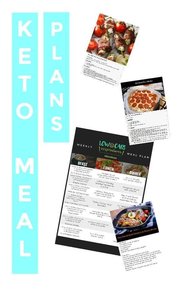Keto Meal Plan Ideas - iSaveA2Z.com