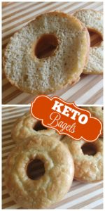 Baked Keto Bagels Recipe