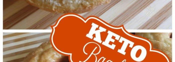 90 Second Bread Keto Baked Bagels Recipe