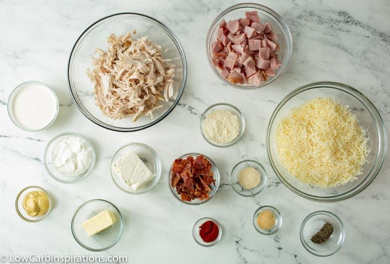 Easy Chicken Cordon Bleu Casserole Recipe