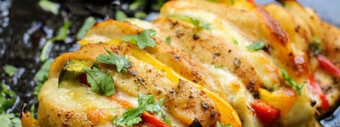 Cajun Hasselback Chicken – Keto Chicken Recipe