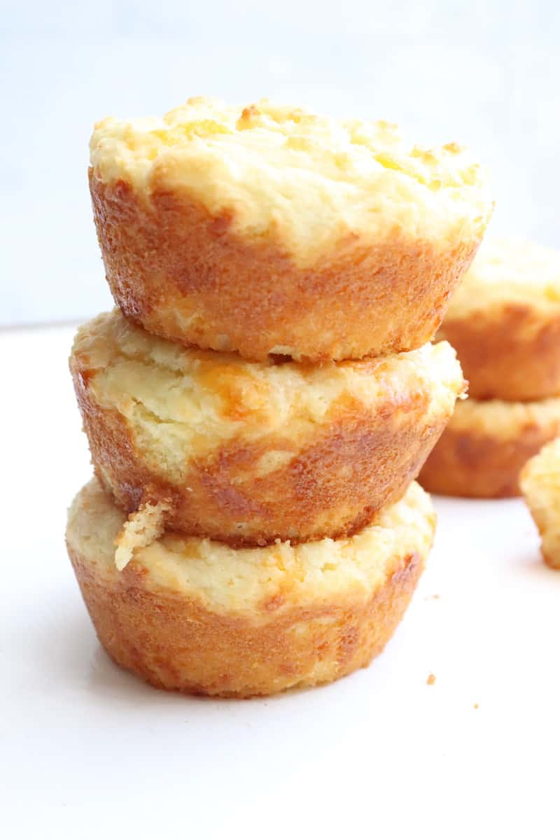 Low Carb Biscuits Recipe