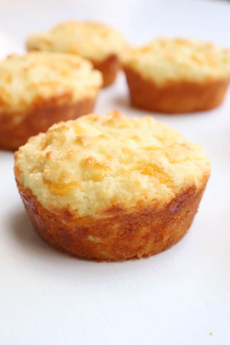 Low Carb Biscuits Recipe (Keto Friendly) - iSaveA2Z.com