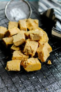 Keto Peanut Butter Fudge Recipe