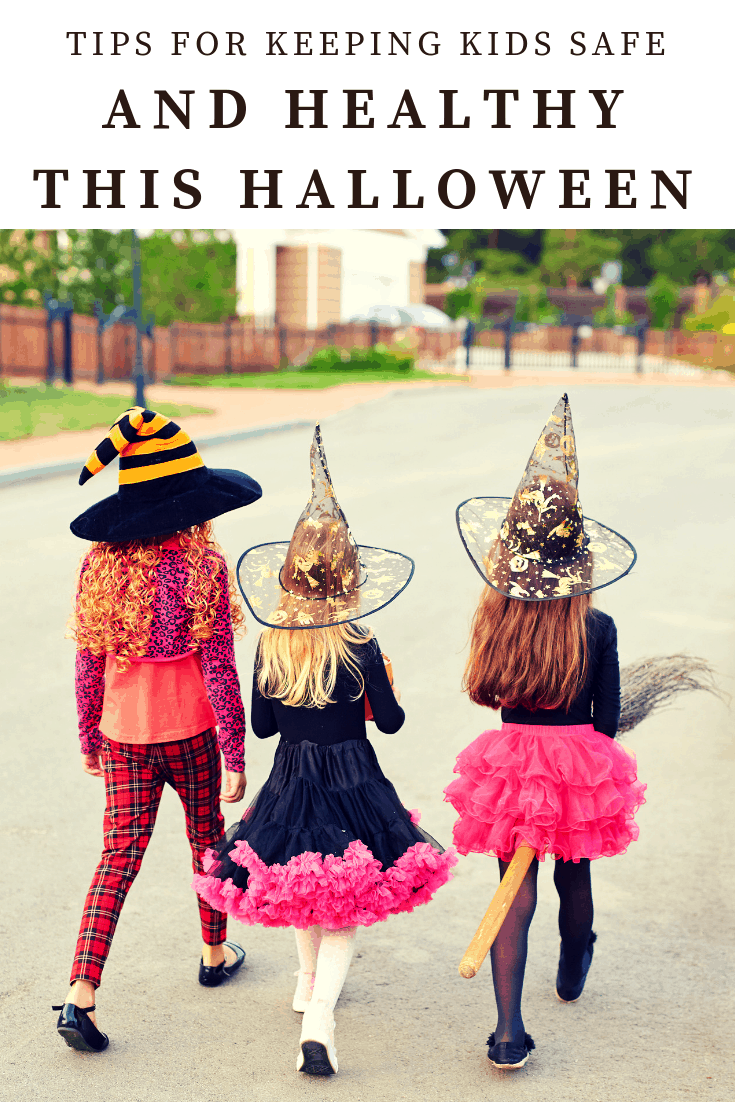 Tips for Keeping Kids Safe and Healthy This Halloween