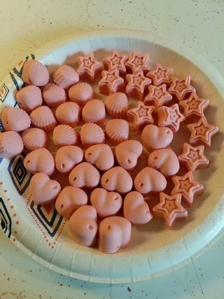 Strawberry Cheesecake Fat Bombs recipe