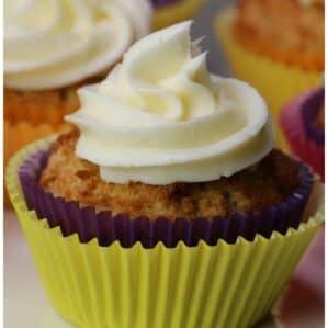 Sugar Free Vanilla Cupcake Recipe