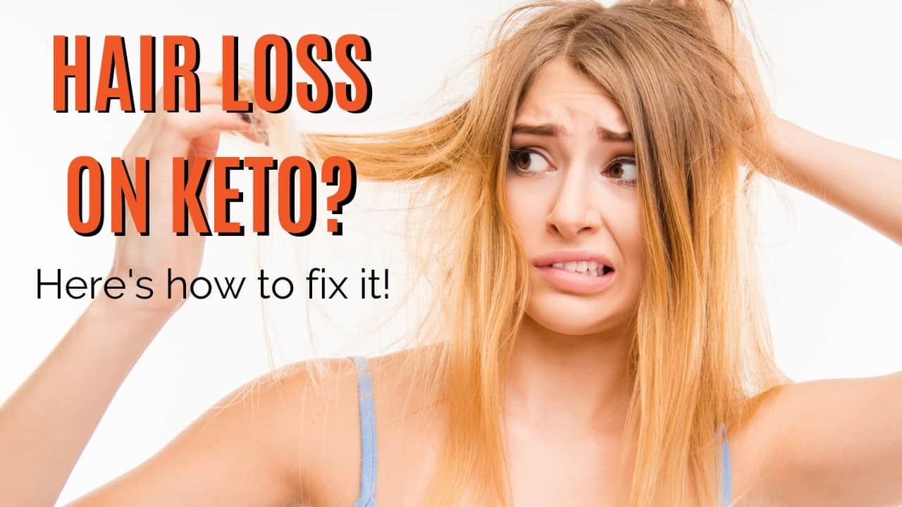 Hair Loss on Keto