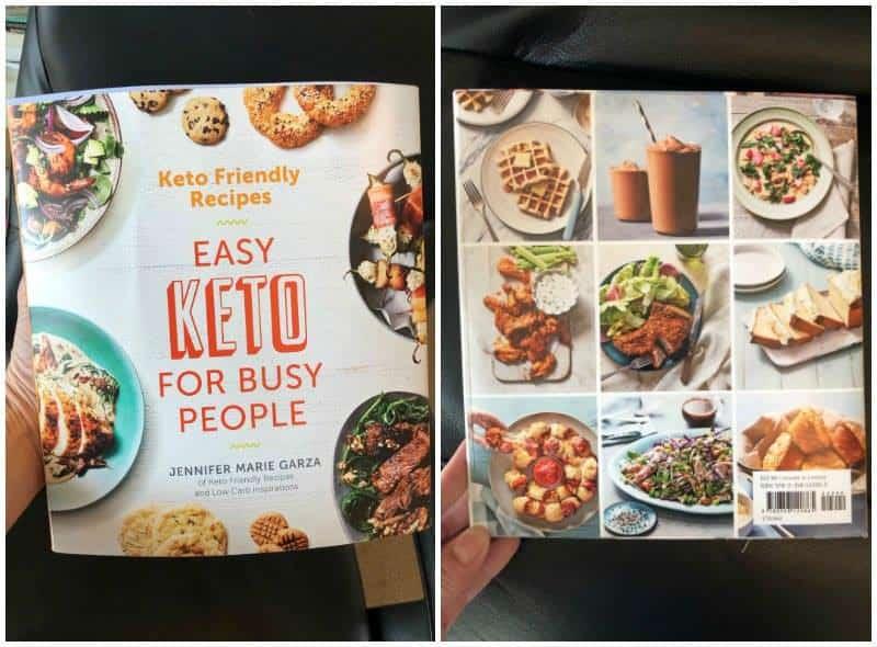 Keto Friendly Recipes Cookbook