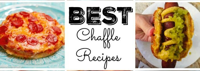 Best Chaffle Recipes (41+ Recipes)