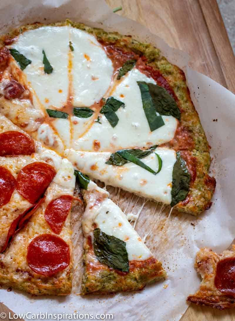 Broccoli Pizza Crust Recipe
