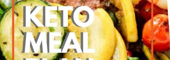 Free Keto Meal Plan Ideas